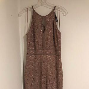 Sparkle, sequin formal dress